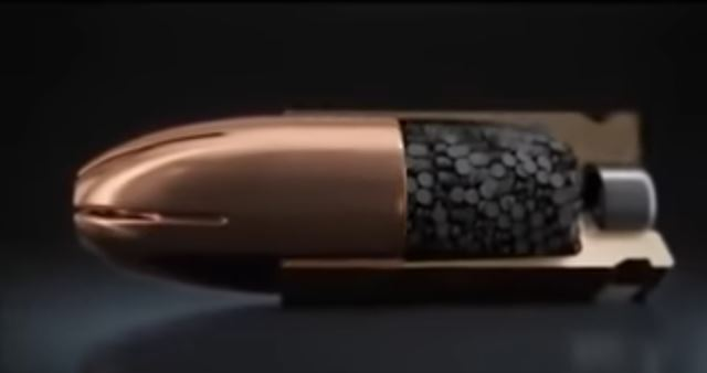 Process of a bullet when it is fired