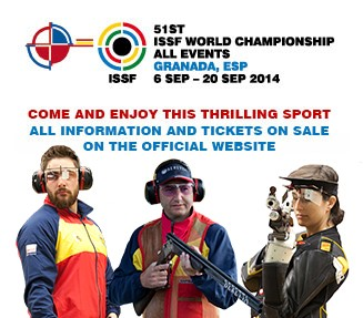 WIRTEX on the 51ST ISSF WORLD CHAMPIONSHIP