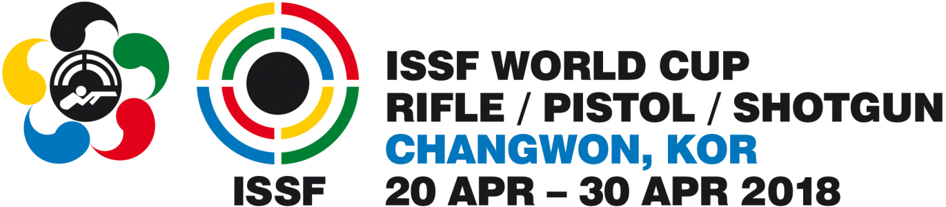 ISSF WORLD CUP 2018 CHANGWON (KOR)